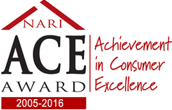 NARI Ace Award Winner 2015