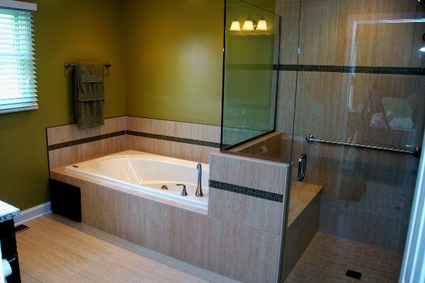 ohio remodeled bathroom