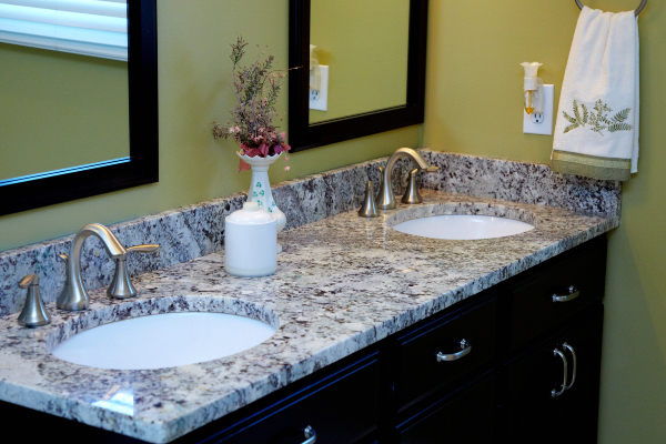 bathroom counter tops