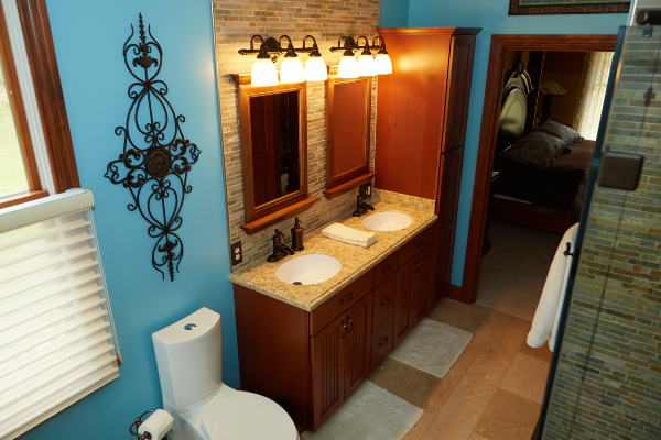 Bathroom remodeling in lancaster ohio keefer contractors for Bath remodel contractors
